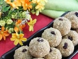 Oats Laddu | Easy Indian Sweets Recipes