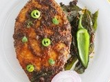 Vanjaram vepudu – how to make spicy vanjaram fish fry