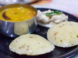 How to Make Instant Rava Idli Too Healthy for Kids Tiffin