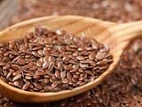 Roasted Flax Seeds Recipe | Control Weight & Diabetes
