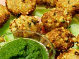 Sabudana Vada Recipe | Sago Patties
