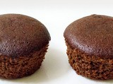Super Easy Chocolate Muffins Recipe (Eggless)
