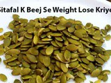 Weight Loss & Hair Growth with Pumpkin Seeds