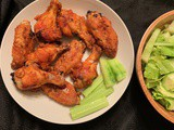 Crispy Masala Chicken Wings || Baked Spicy Chicken Wings (Paleo, Whole30)