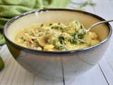 Fish and Vegetable Curry Chowder (Paleo, aip)