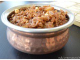 Flattened Rice Snack (Aval Vilayichathu)