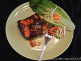 Honey Lemon Salmon (Teriyaki Style Salmon)