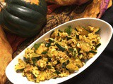 Indian Style Acorn Squash (Paleo, aip, Vegan)