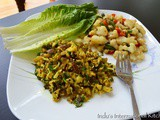 Scrambled Fish with coconut (Fish Bhurji)