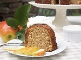 Apple, Orange and Cinnamon Bundt Cake