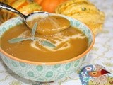 Full Power and Butternut Squash Soup