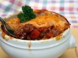Meatless Monday's (or Tuesday's) Lentil Shepherd's Pie