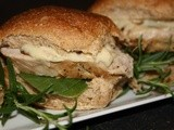 Paula Dean to the Rescue - Roast Pork Tenderloin Sandwiches
