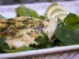 Quick and Easy Pan Seared Sole with Lemon and Herbs