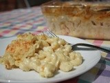 Super Delicious Macaroni Cheese with Creme Fraiche