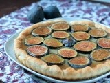Tarte aux figues [VeganMofo - Day8]