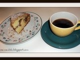 Coffee cake, senza coffee