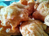 Dough pies with feta (la la gites) – λαλαγγιτεσ