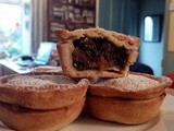 Black Pudding and Apple Mince Pies