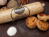 Kelly's Butchers Vegetarian White Pudding