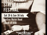 Letterkenny hosts new Irish Street Food Festival 29th and 30th July