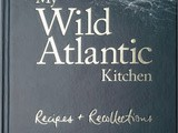 My Wild Atlantic Kitchen Cookbook published by Maura o'Connell Foley
