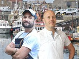 New Seafood Suppers at Home by Niall Sabongi and Chef Mickael Viljanen