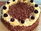 Old Fashioned Black Forest Gateau Recipe