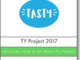 Tasty 2017 - Donegal Town pilots a new Transition Year Students Irish Food Project