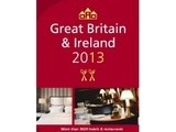 The Michelin Star Guide 2013 for Ireland finally released