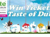 Win 2 Tickets to 2016 Taste of Dublin with FloGas