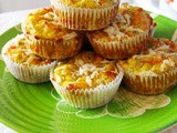 Delicious Broccoli and Cheese muffins