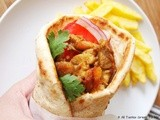 The most easy and delicious Chicken Gyros