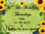 In The Kitchen Thursdays Blog Party #3