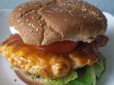 Perfect Buffalo Chicken Sandwiches