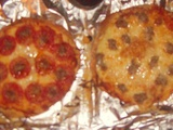 When Busy & In a Pinch:  Pita Pizzas are a way to go