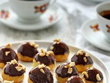 Čokoladne princes krofne / Chocolate Profiteroles