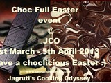 Event Announcement - Choc full Easter