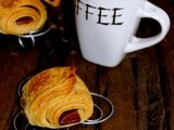 Pain au Chocolat - Chocolate Croissants ~ If i can..anyone can