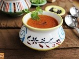 Tamatar Ka Shorba - Thin Indian Tomato Soup with Whole Warm Spices
