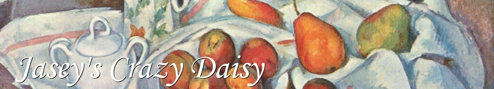 Very Good Recipes - Jasey's Crazy Daisy
