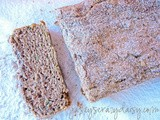 Cinnamon Crackle Zucchini Bread