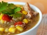 Green Chili {Slow Cooker}