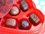 Have You Ever Sampled a Box of Chocolates Before Getting Out of Bed? {Our Valentine Tradition}