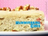 Humming Bird Cake Bars With Browned Butter Cream Cheese Frosting