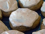 Jasey's Crazy Daisy: Soft Pumpkin Cookies with Pumpkin Spice Cream Cheese Frosting