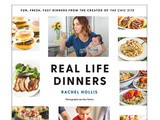 Real Life Dinners (Cookbook Giveaway)