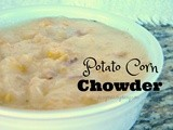 Slow Cooker Potato Corn Chowder