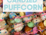 Sweet and Salty Candied PuffCorn