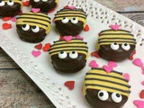 Bumble Bee Oreo Cookies, Talk About Cute